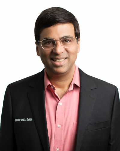 Vishy Anand sees chess tactics like few ever have. Photo: Grand Chess Tour